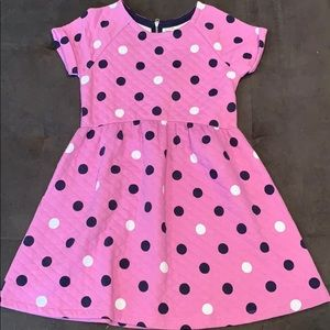 Gymboree polka dot dress
